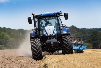 New Holland T7 LWB